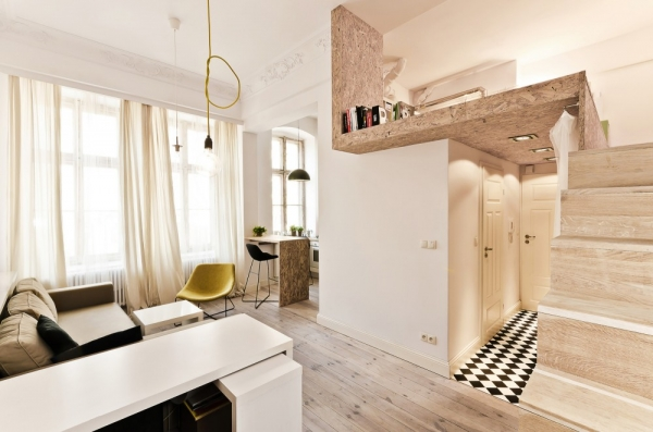 15 Big Ideas For Decorating Small Apartments