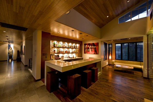 Good 16 Amazing Contemporary Home Bars For The Best Parties