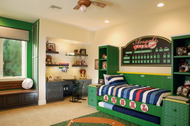 16 Enjoyable Transitional Kids' Room Designs Any Child ...