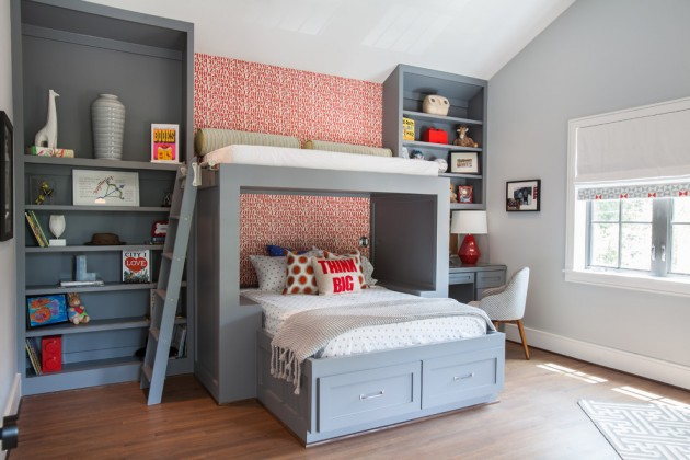 16 Enjoyable Transitional Kids Room Designs Any Child Would Love