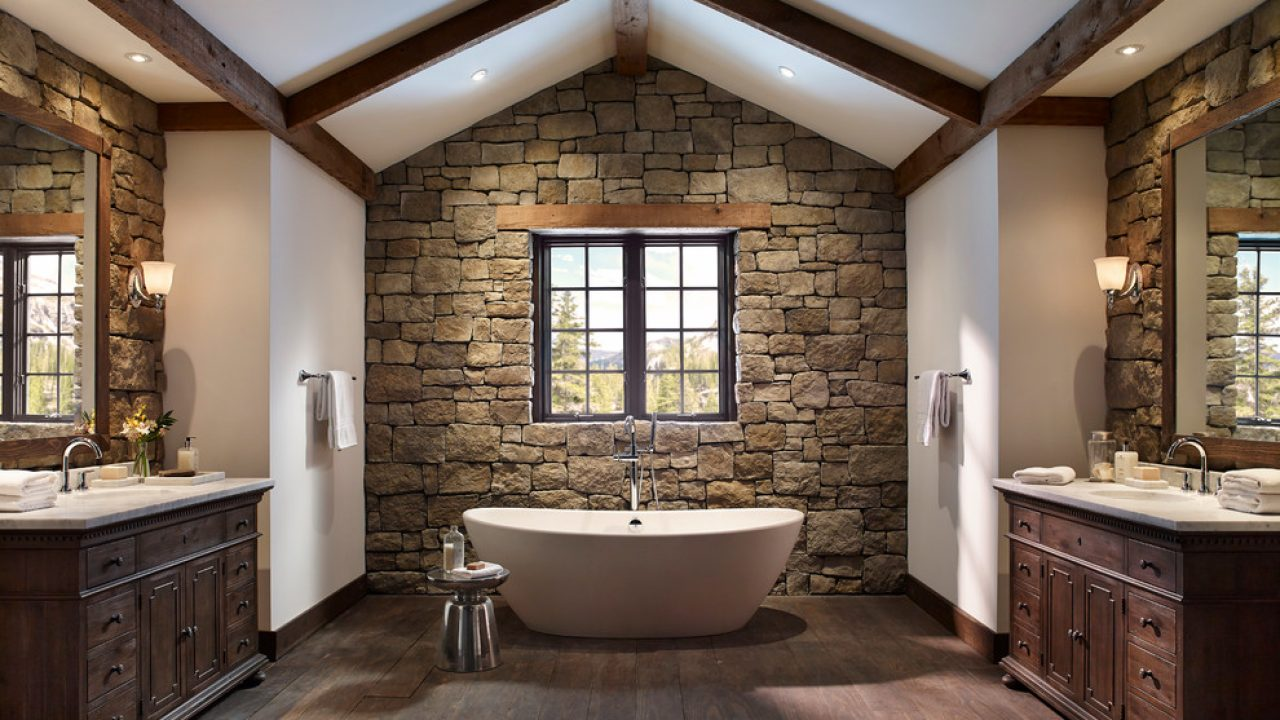 16 Extraordinary Fresh Rustic Bathroom Interior Designs on fresh kitchen design, fresh house design, fresh bathroom paint colors, fresh interior design, fresh room design,