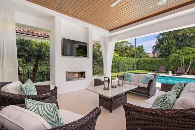 16 Opulent Transitional Patio Designs For The Spring And Upcoming Summer