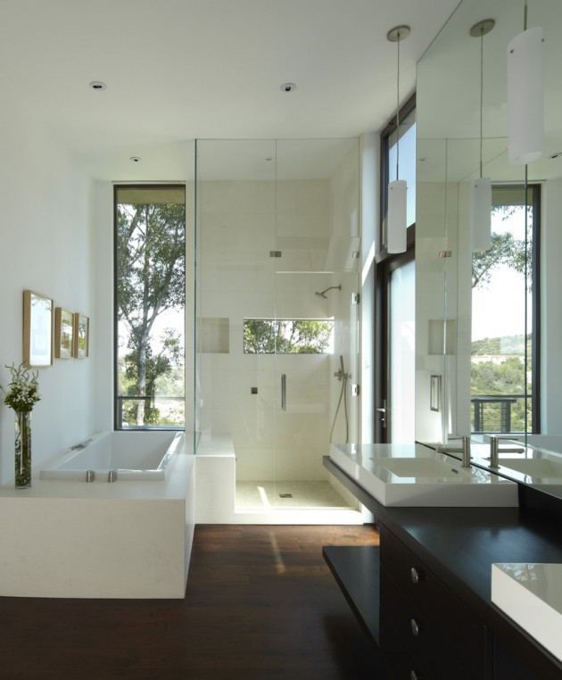 16 Tremendous Contemporary Bathroom Interior Designs To Inspire You Today