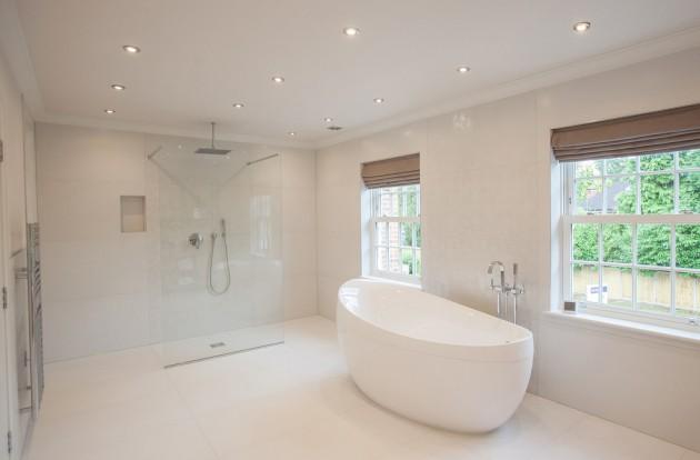 16 Tremendous Contemporary Bathroom Interior Designs To Inspire You Today
