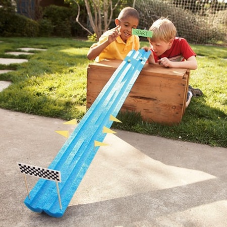 Bring The Fun In Your Backyard- Top 25 Most Coolest DIY Outdoor Kids Games