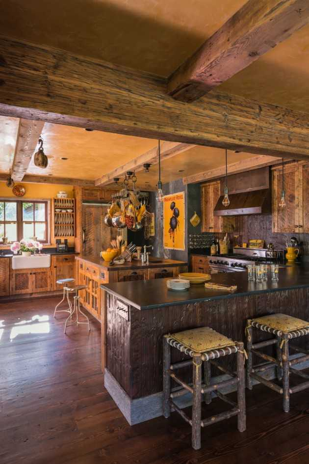 kitchen rustic design 17 beautiful rustic kitchen interiors every rustic 2517