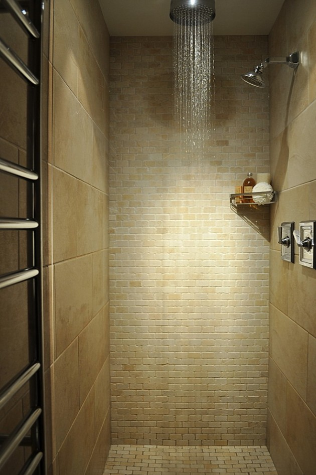 17 Magnificent Rain Shower Designs That, Bathroom Design Shower