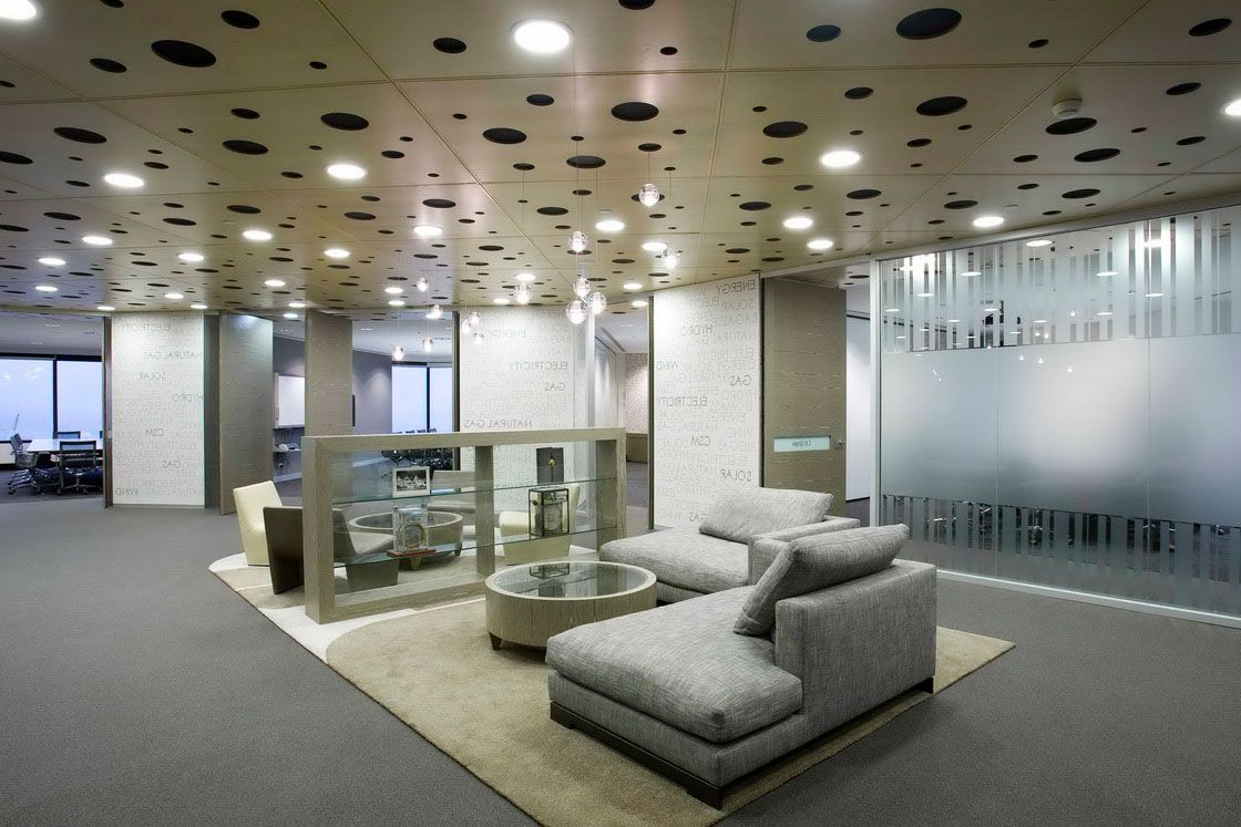 17 classy office design ideas with a big statement - Office interior design photo gallery ...