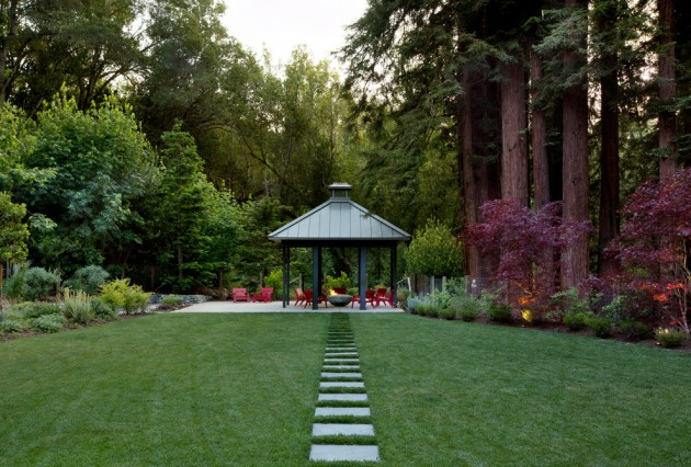 Mid Century Modern Landscaping