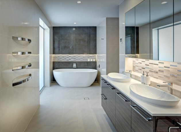 18 Mind-blowing Contemporary Bathrooms You Would Wish To Own