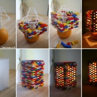 19 Extremely Creative DIY Lamp Design Ideas