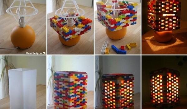 19 Extremely Creative DIY Lamp Design Ideas