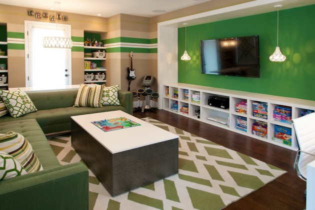 19 Amusing Contemporary Kids Room Interior Designs Your Kids Will Love To Play In