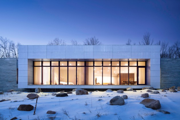 20 Marvelous Contemporary Home Exterior Designs Your Idea Book Must Have