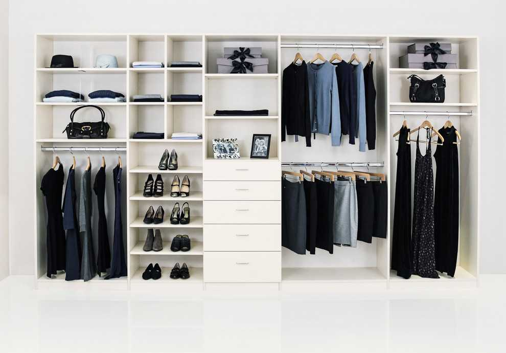 20 phenomenal closet wardrobe designs to store all your clothes and