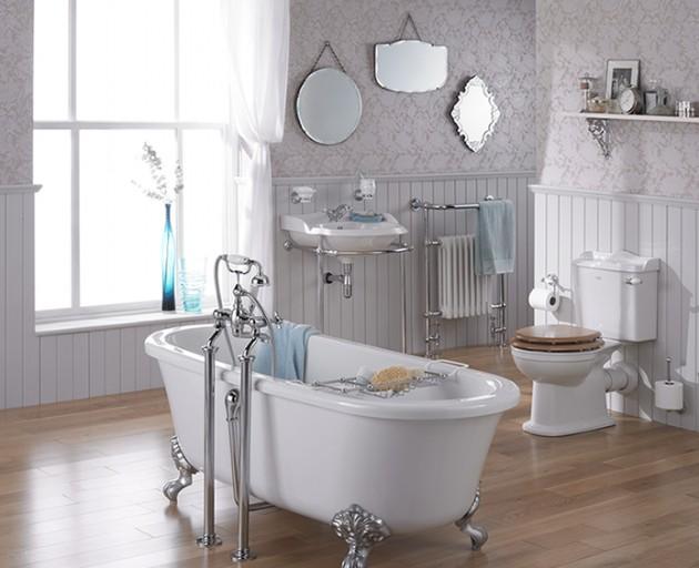 Creative Bathtub Ideas