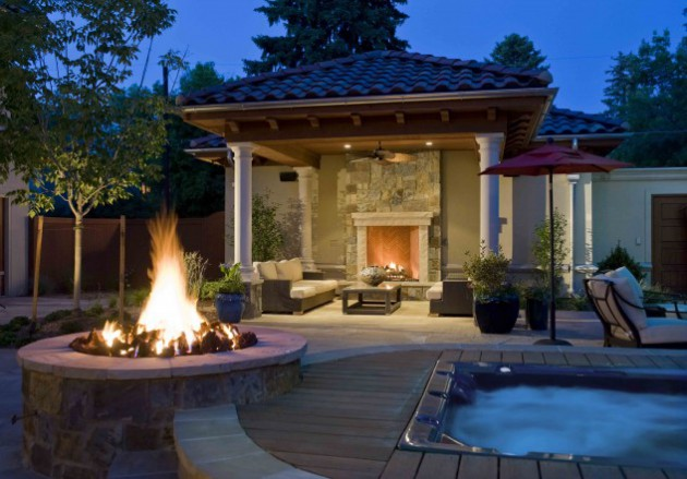 17 Oustanding Gazebo Design Ideas Which Offer Real Pleasure