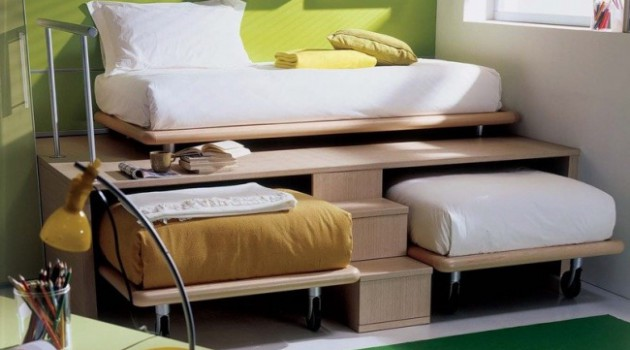 14 Super Smart Space Saving Bedroom Ideas That You Must See