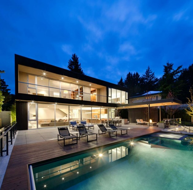 10 Irresistible Contemporary Houses That Youll Be Admired Of