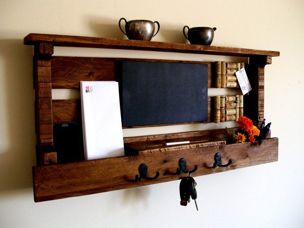 19 Creative DIY Ideas How To Use Reclaimed Wood In Your Interior Design