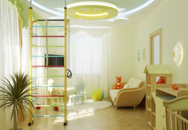 14 Gorgeous Childs Room Ceiling Design Ideas