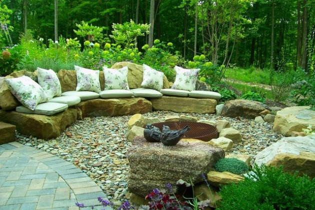 18 Effective Ideas How To Make Small Outdoor Seating Area on Small Garden Sitting Area Ideas id=53502