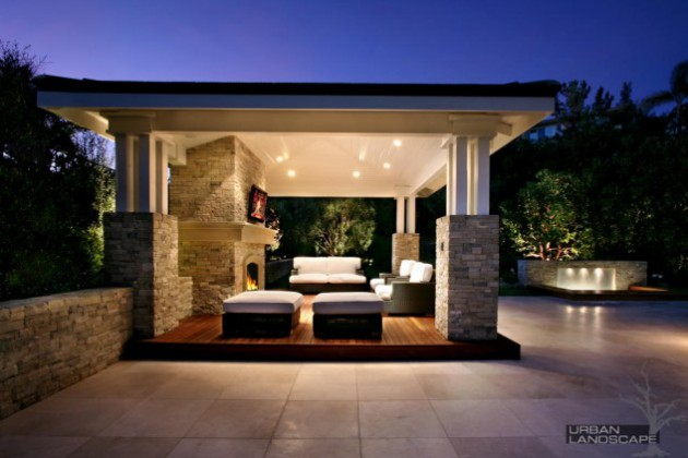 17 Oustanding Gazebo Design Ideas Which Offer Real Pleasure