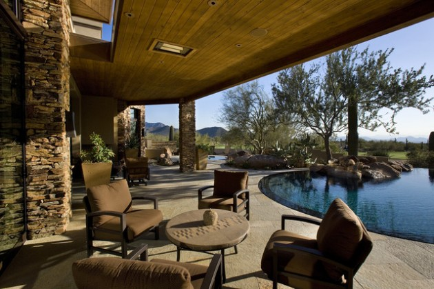 18 Majestic Covered Patio Design Ideas To Enjoy In The Hot