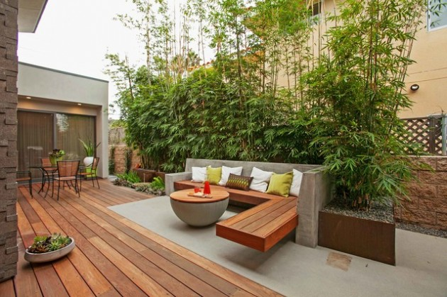 18 Effective Ideas How To Make Small Outdoor Seating Area on Small Garden Sitting Area Ideas id=41331