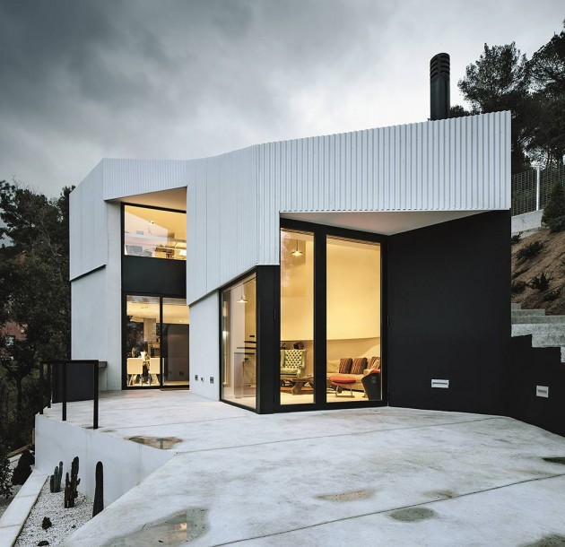 11 Flawless Contemporary Houses That You'll Fall In Love With Them