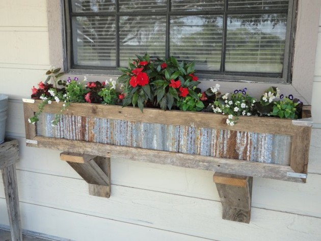 21 Cheap & Easy Handmade Planters To Beautify Your Garden