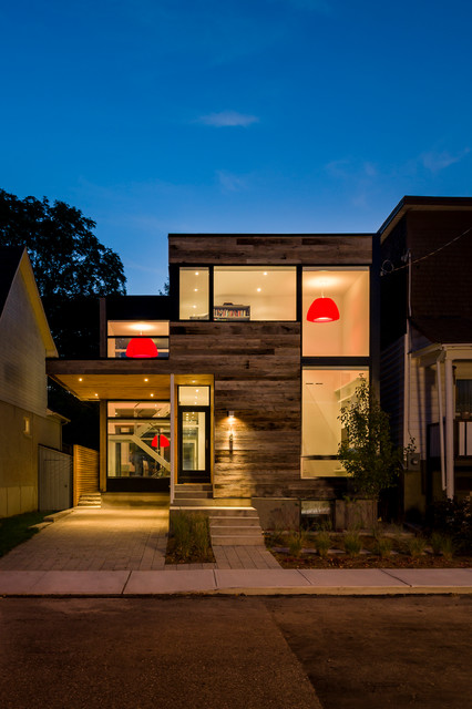 15 Contemporary Exterior Designs That Will Attract Your Attention