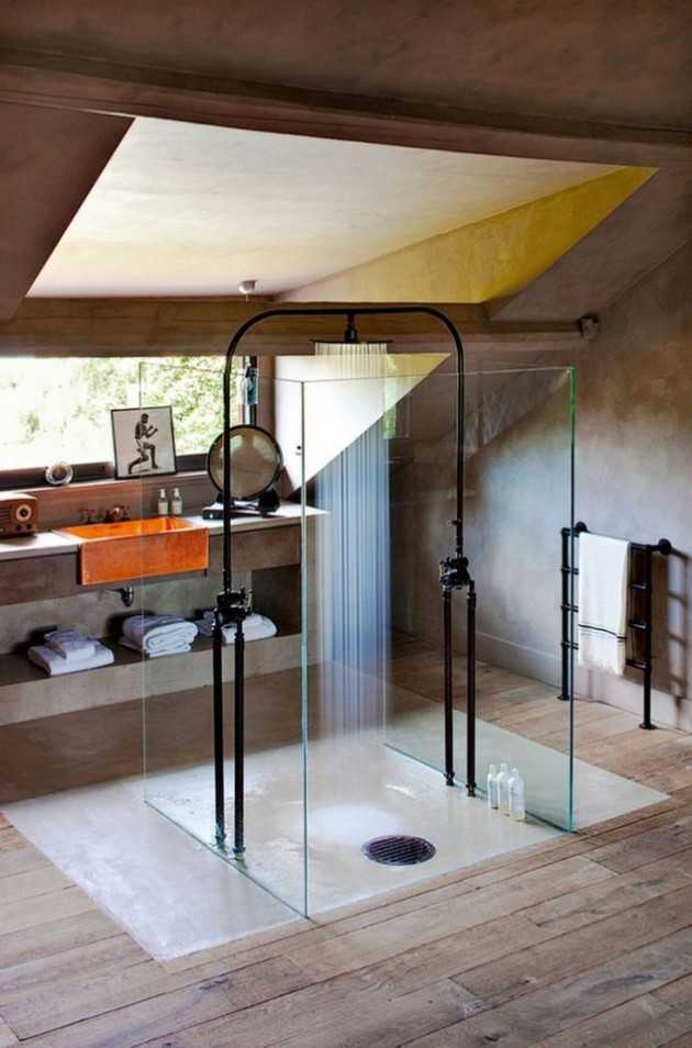 17 Magnificent Rain Shower Designs That Offer Real Pleasure