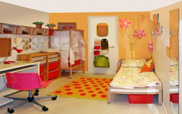 14 Exceptional Modern Child's Room Design Ideas