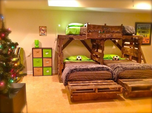 top 31 of the coolest diy kids pallet furniture ideas that. Black Bedroom Furniture Sets. Home Design Ideas