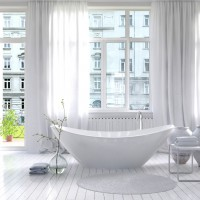From styles and materials to functionality and price, here are a few things to consider when choosing a new bathtub.