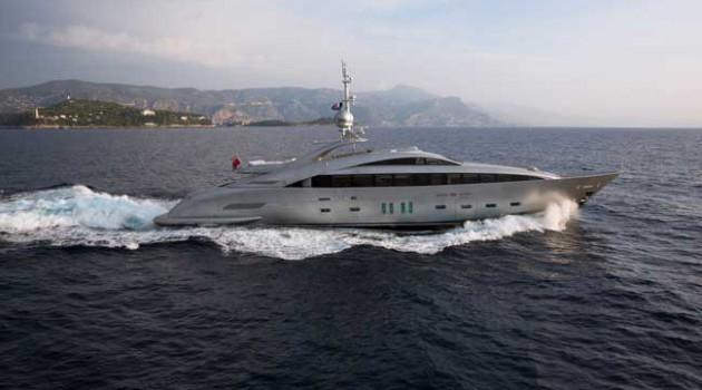 Photos courtesy of ISA Yachts.