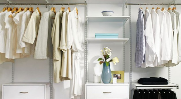Is Ventilated Shelving the Perfect Solution for your Wardrobe?