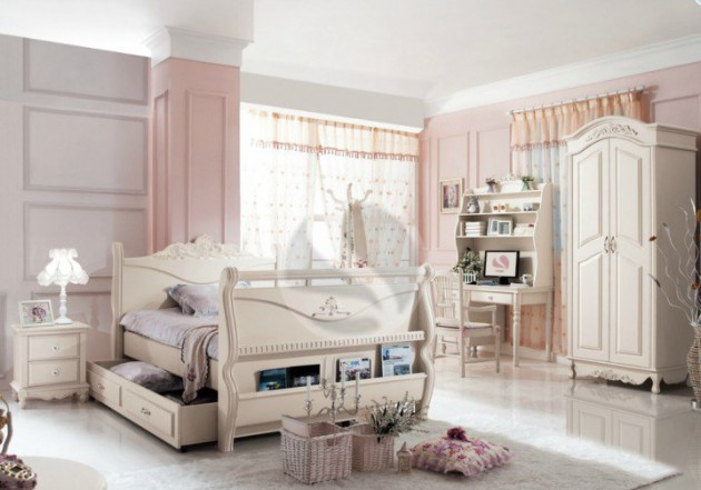 17 Charming Feminine Bedroom Designs For All Tastes