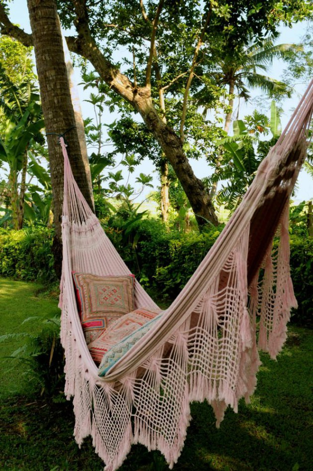 Backyard Hammock Design 15 Really Cool Outdoor Hammock Designs