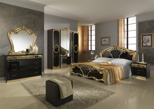 Gold In Your Interior  18 Stunning Design Ideas