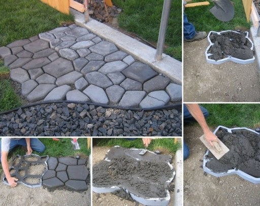 Cheap Garden Stones For Sale >> 16 Inspirational DIY Garden Projects With Stone & Rocks