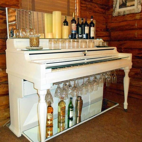 Great DIY Small Home Bar Ideas For The Next Party