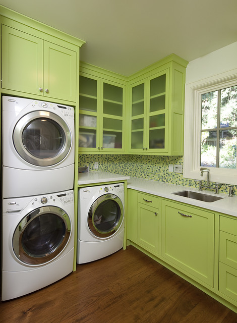 18 Contemporary Laundry Room Designs That Will Catch Your Eye