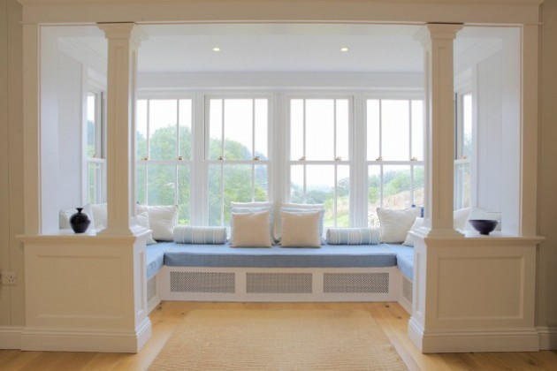 15 Astonishing Window Seat Design Ideas