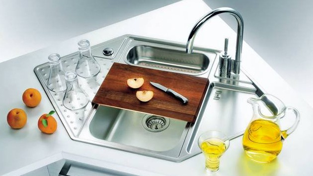 18 Unusual But Cool Kitchen Sink Design Ideas