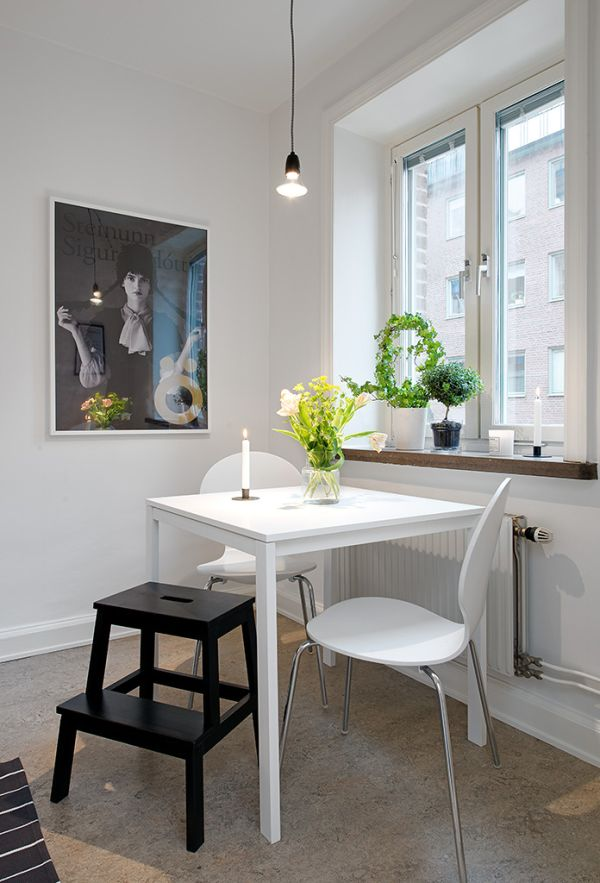 Dining Room Design Ideas Small Spaces: 14 Functional Dining Room Ideas For Small Apartments