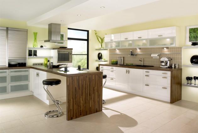 17 Magnificent Minimalist Kitchen Design Ideas
