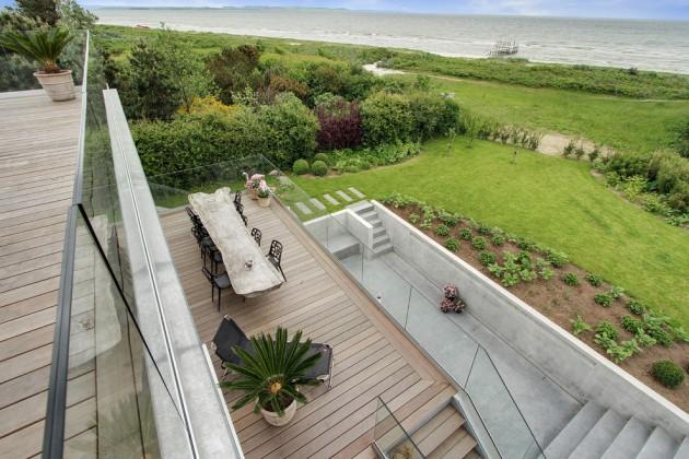 15 Awesome Scandinavian Garden & Patio Designs For Your Backyard