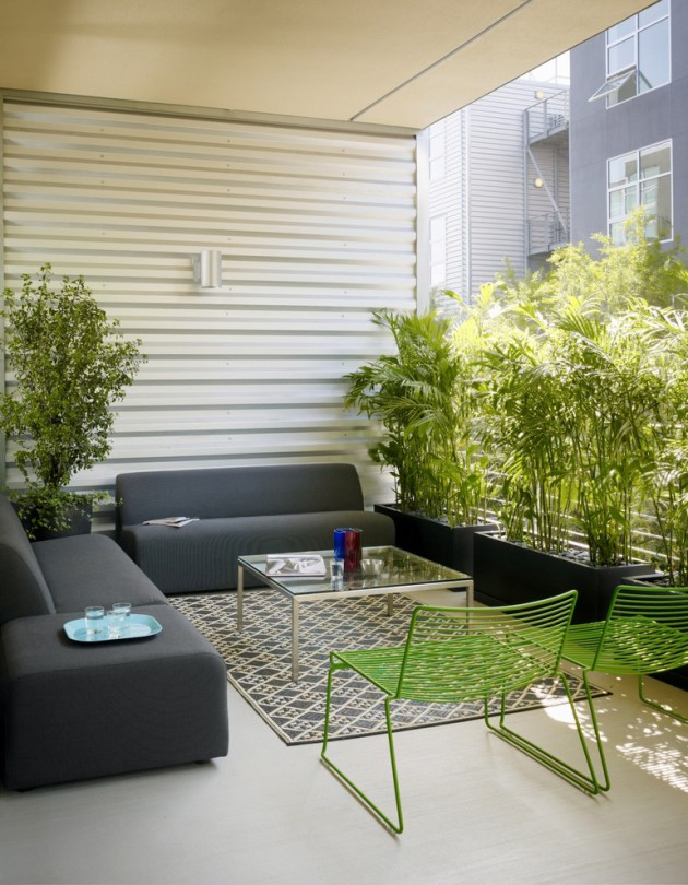 15 Awesome Scandinavian Garden & Patio Designs For Your Backyard